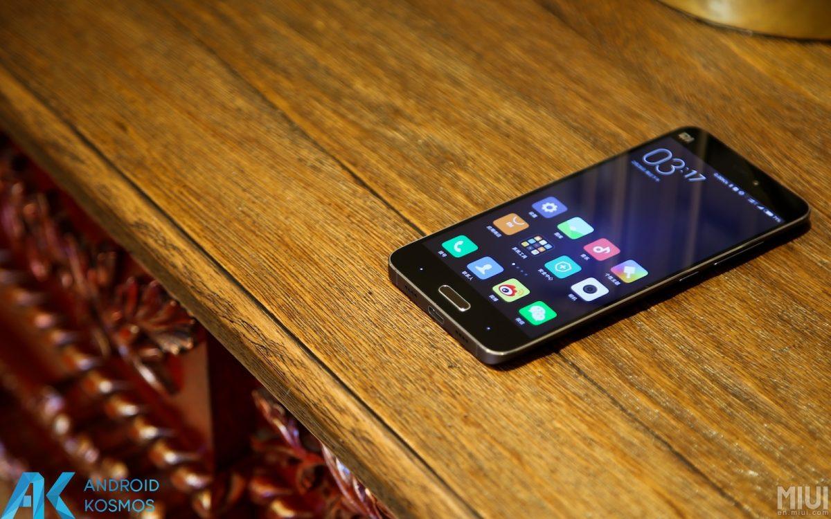 Xiaomi Mi5: erste Lieferzeiten wurden offiziell bekannt gegeben 5