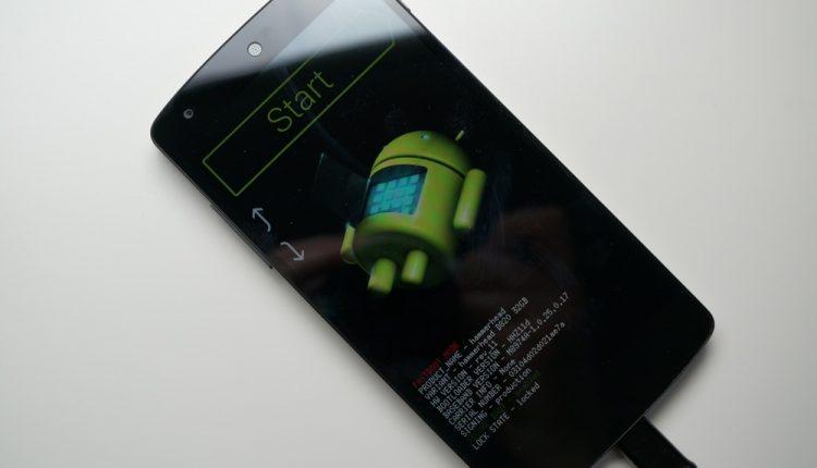 Android Fastboot Modus über Wifi/Wlan Netzwerk verbinden 1