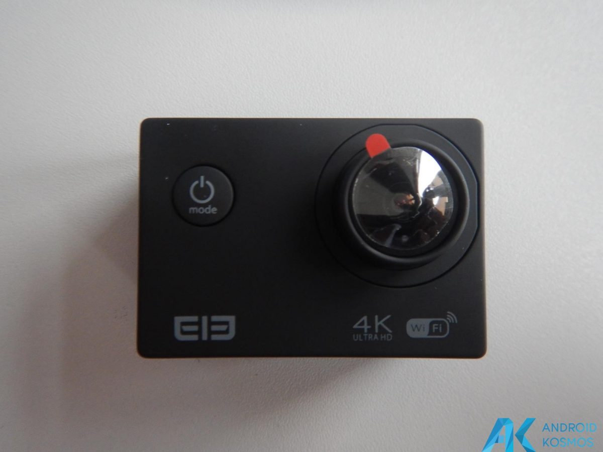 Elephone Ele Cam Explorer test: 4K UltraHD Action Kamera 29