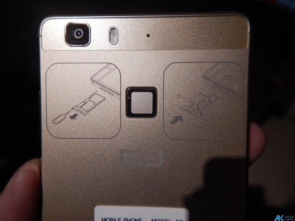 Test / Review Elephone M1 - Schickes Low Budget Smartphone mit Einbußen 25