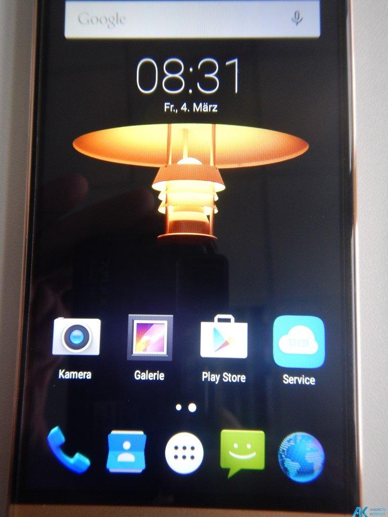 Test / Review Elephone M1 - Schickes Low Budget Smartphone mit Einbußen 19