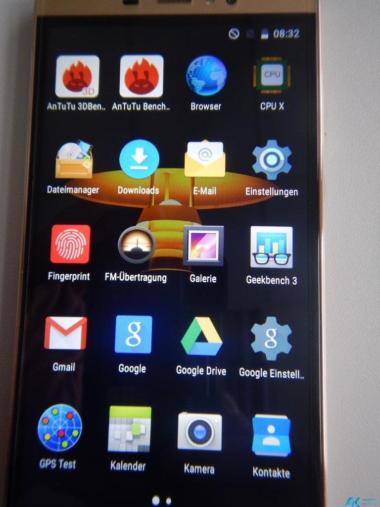 Test / Review Elephone M1 - Schickes Low Budget Smartphone mit Einbußen 20