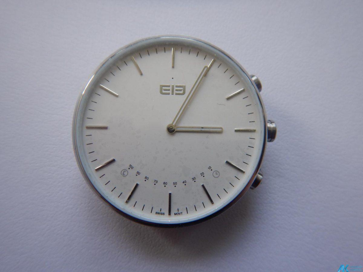 Test / Review: Elephone W2 Smartwatch - Stylisch und minimalistisch 7