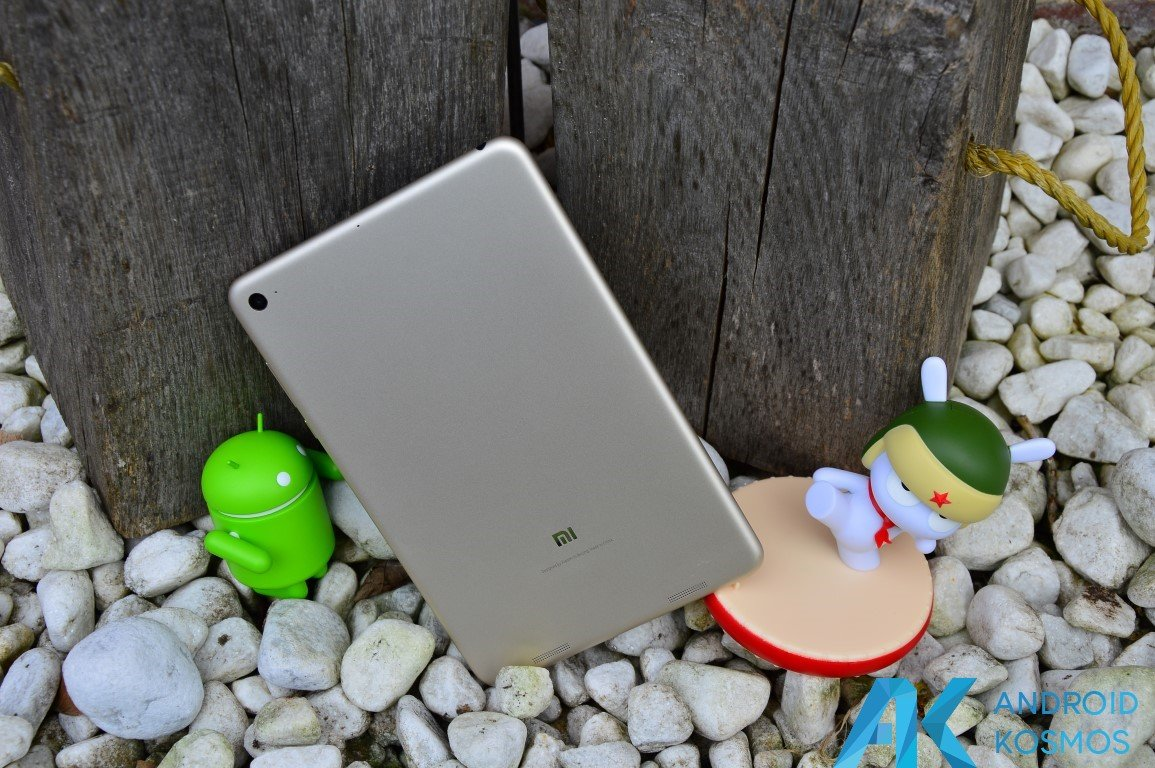 Test / Review: Xiaomi Mi Pad 2 – schickes Tablet im Metallgewand 7