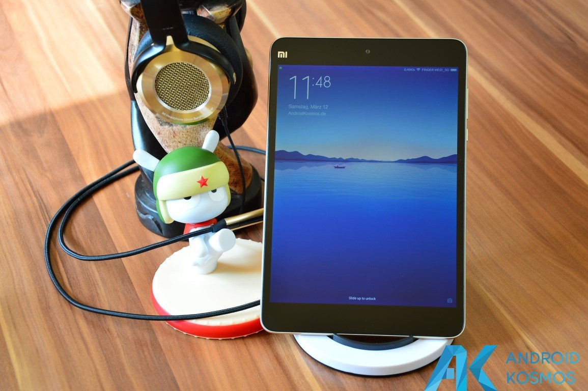 test review xiaomi mi pad 2 schickes tablet im. Black Bedroom Furniture Sets. Home Design Ideas