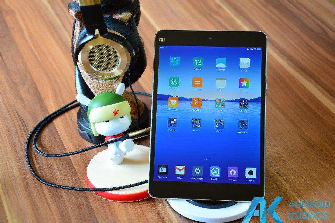 Test / Review: Xiaomi Mi Pad 2 – schickes Tablet im Metallgewand 2