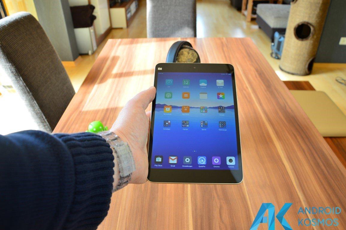 Test / Review: Xiaomi Mi Pad 2 – schickes Tablet im Metallgewand 18
