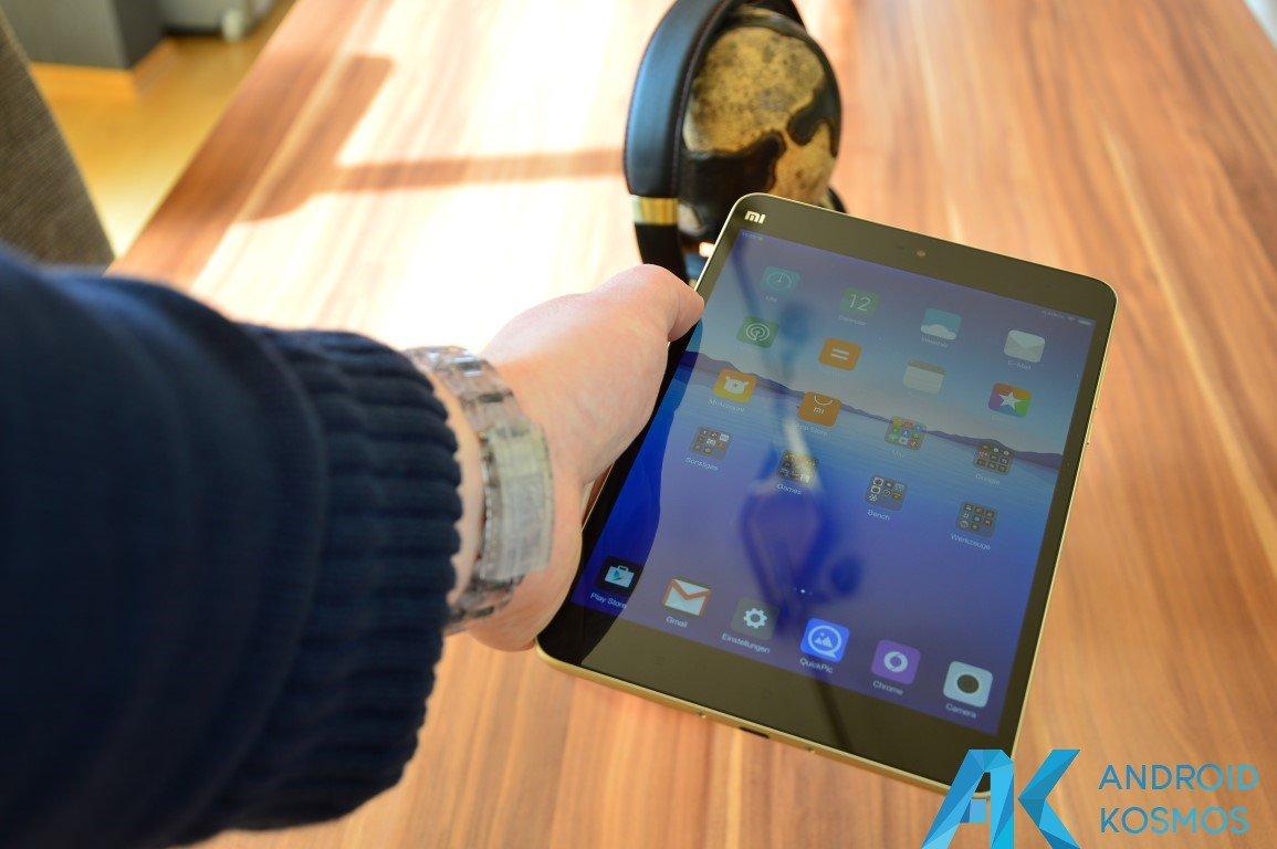 Test / Review: Xiaomi Mi Pad 2 – schickes Tablet im Metallgewand 19