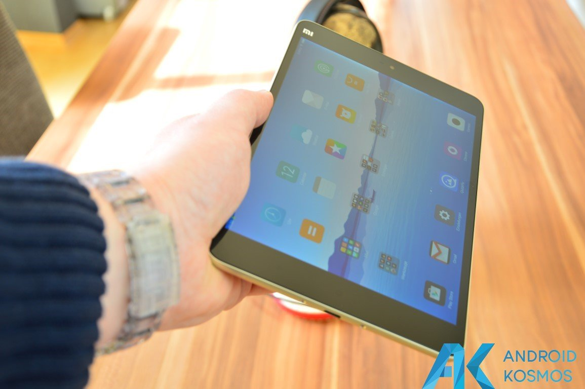 Test / Review: Xiaomi Mi Pad 2 – schickes Tablet im Metallgewand 20