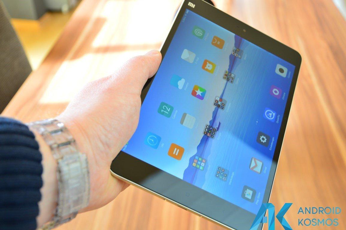 Test / Review: Xiaomi Mi Pad 2 – schickes Tablet im Metallgewand 21