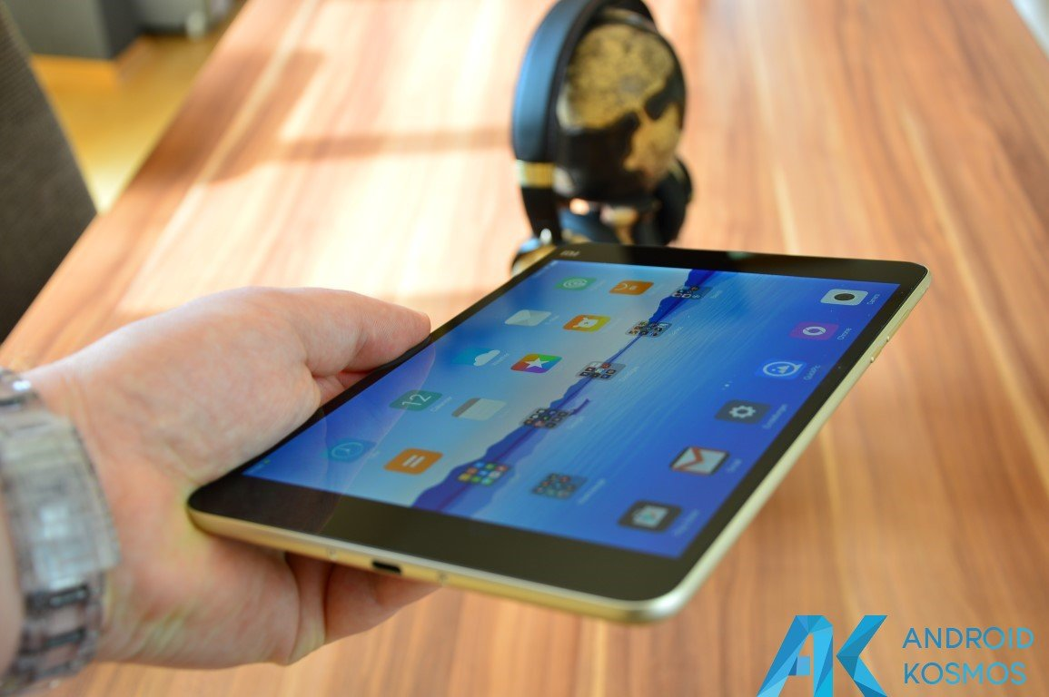 Test / Review: Xiaomi Mi Pad 2 – schickes Tablet im Metallgewand 22