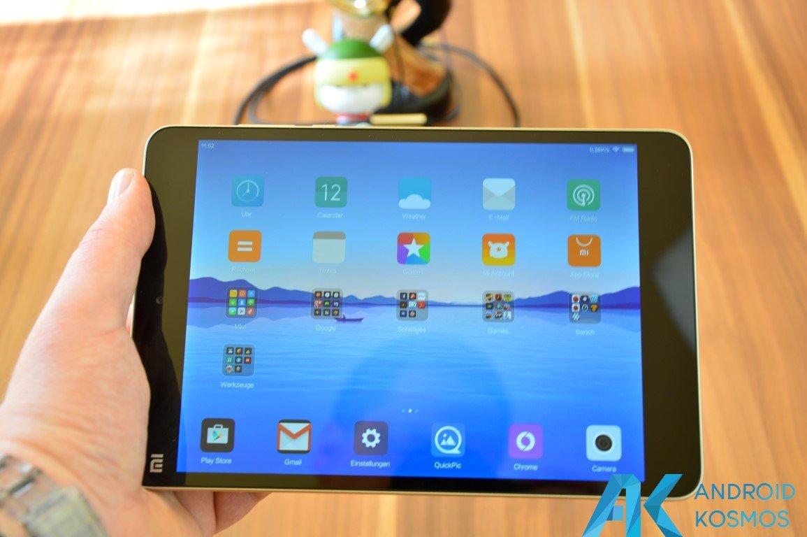 Test / Review: Xiaomi Mi Pad 2 – schickes Tablet im Metallgewand 24