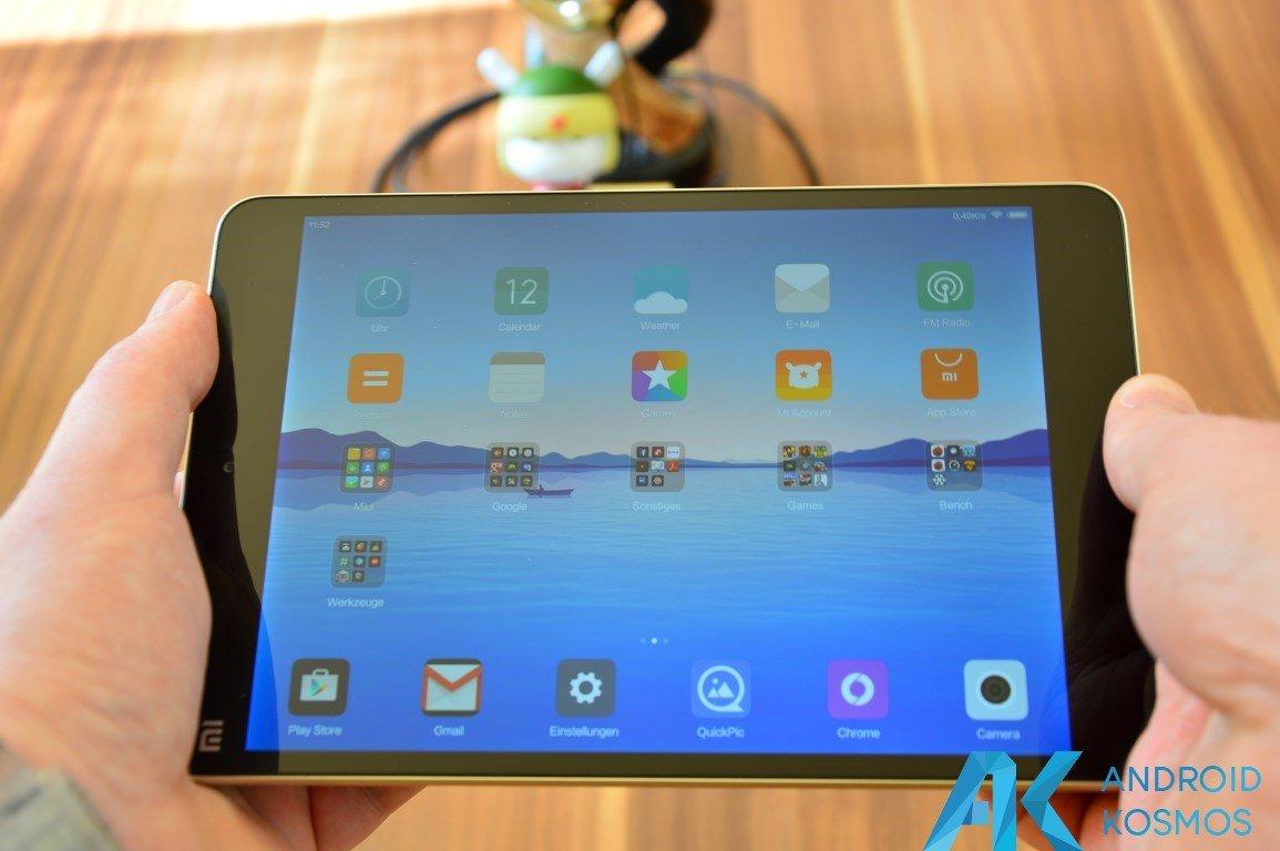 Test / Review: Xiaomi Mi Pad 2 – schickes Tablet im Metallgewand 25