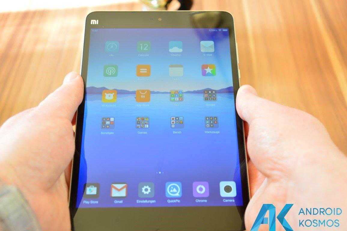 Test / Review: Xiaomi Mi Pad 2 – schickes Tablet im Metallgewand 23