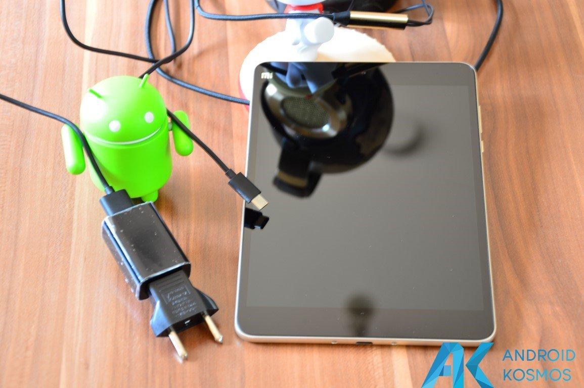 Test / Review: Xiaomi Mi Pad 2 – schickes Tablet im Metallgewand 4