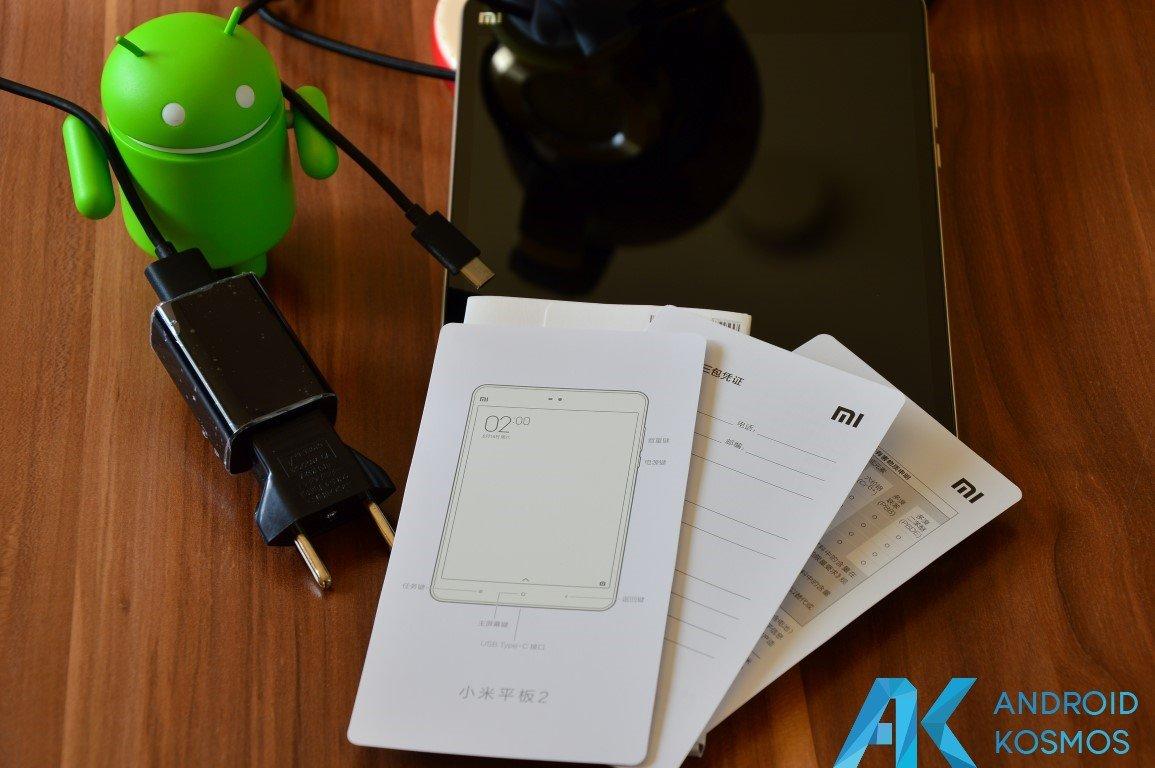 Test / Review: Xiaomi Mi Pad 2 – schickes Tablet im Metallgewand 3