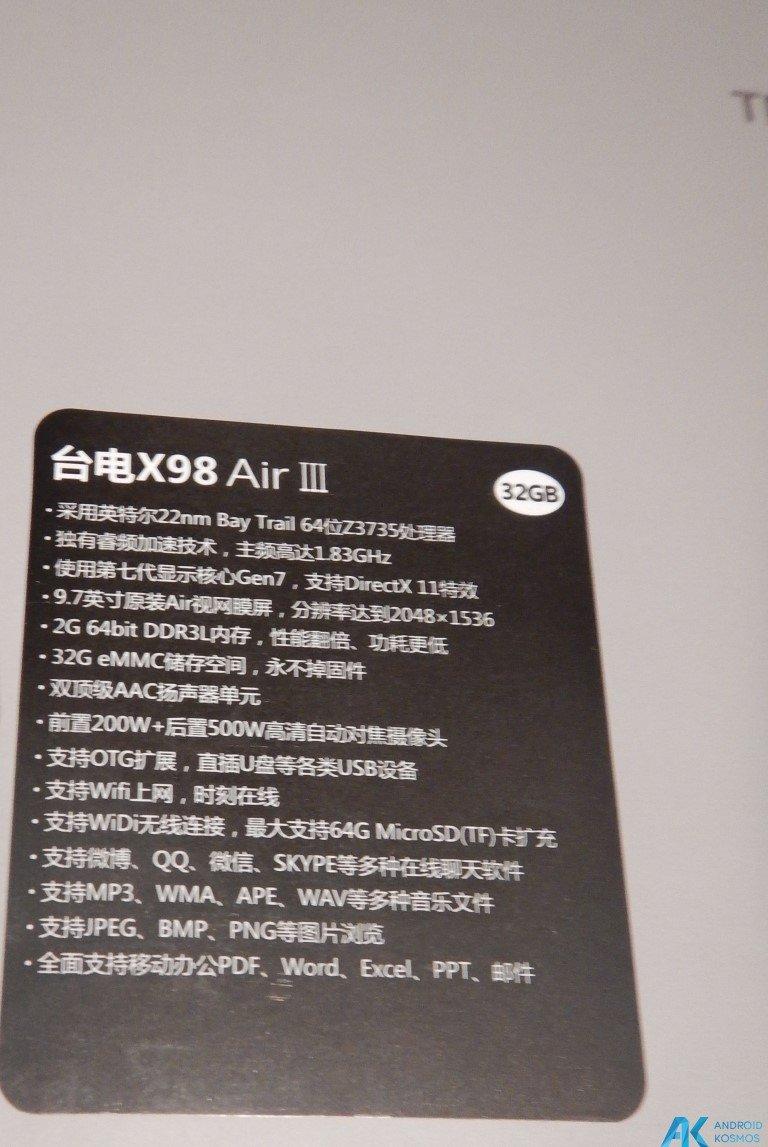 Test / Review Teclast X98 Air III - Budgettablet mit guter Leistung 12