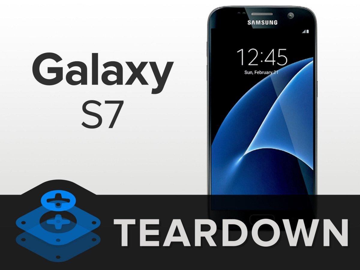 Samsung Galaxy S7 erhält schlechte Reparaturnoten von iFixit 1