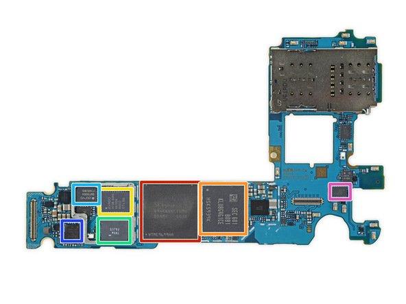Samsung Galaxy S7 erhält schlechte Reparaturnoten von iFixit 9