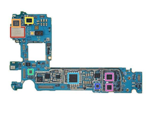 Samsung Galaxy S7 erhält schlechte Reparaturnoten von iFixit 10