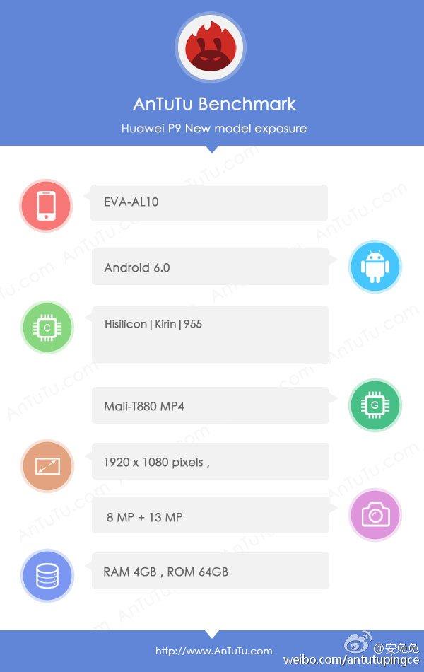 Huawei P9 erste echte Fotos des Smartphones geleaked 3