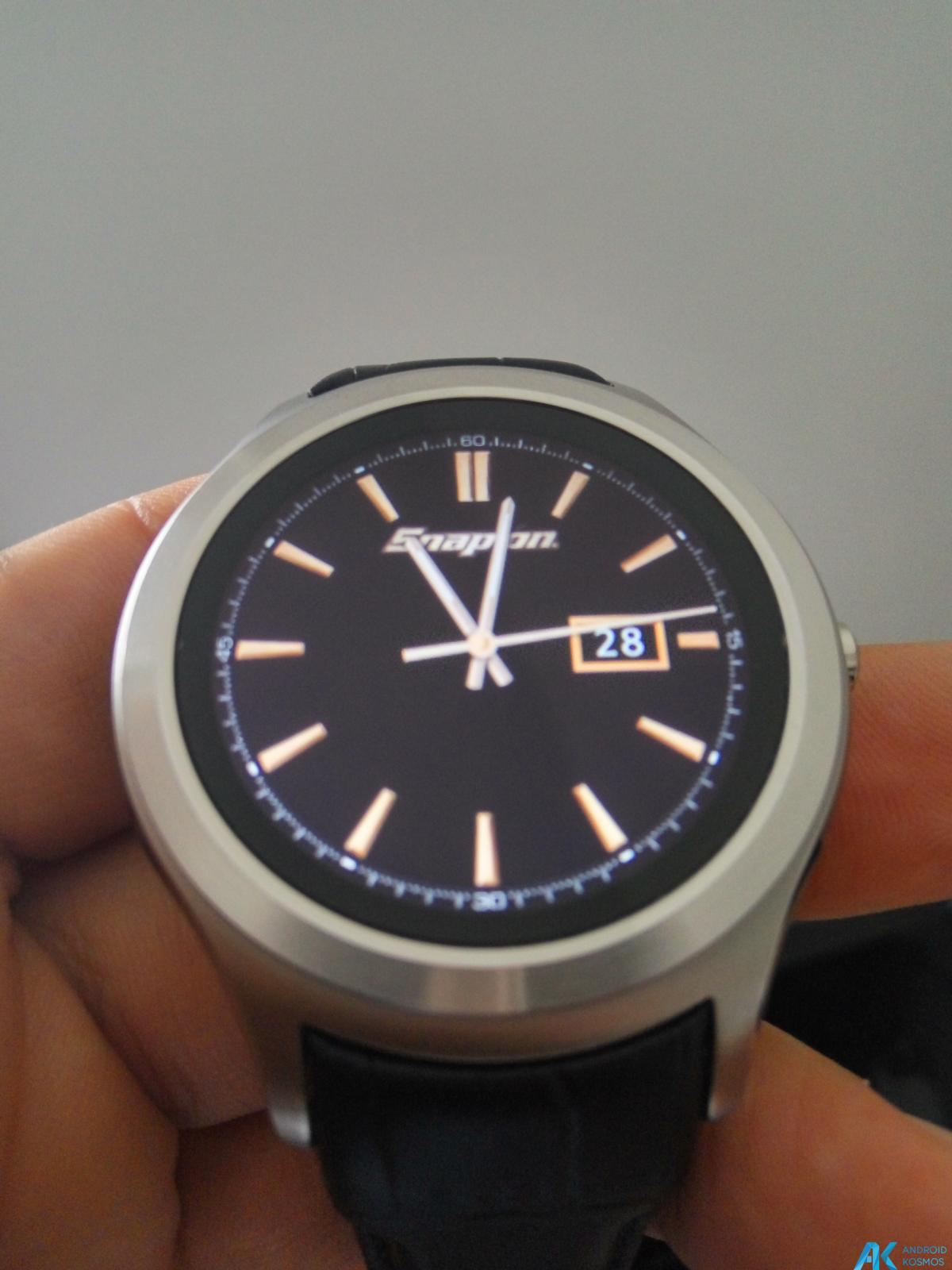 Test / Review No.1 D5 Smartwatch aus Fernost mit nativem Android 30