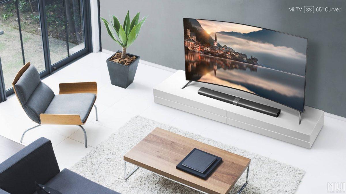 MiTV 3S Home