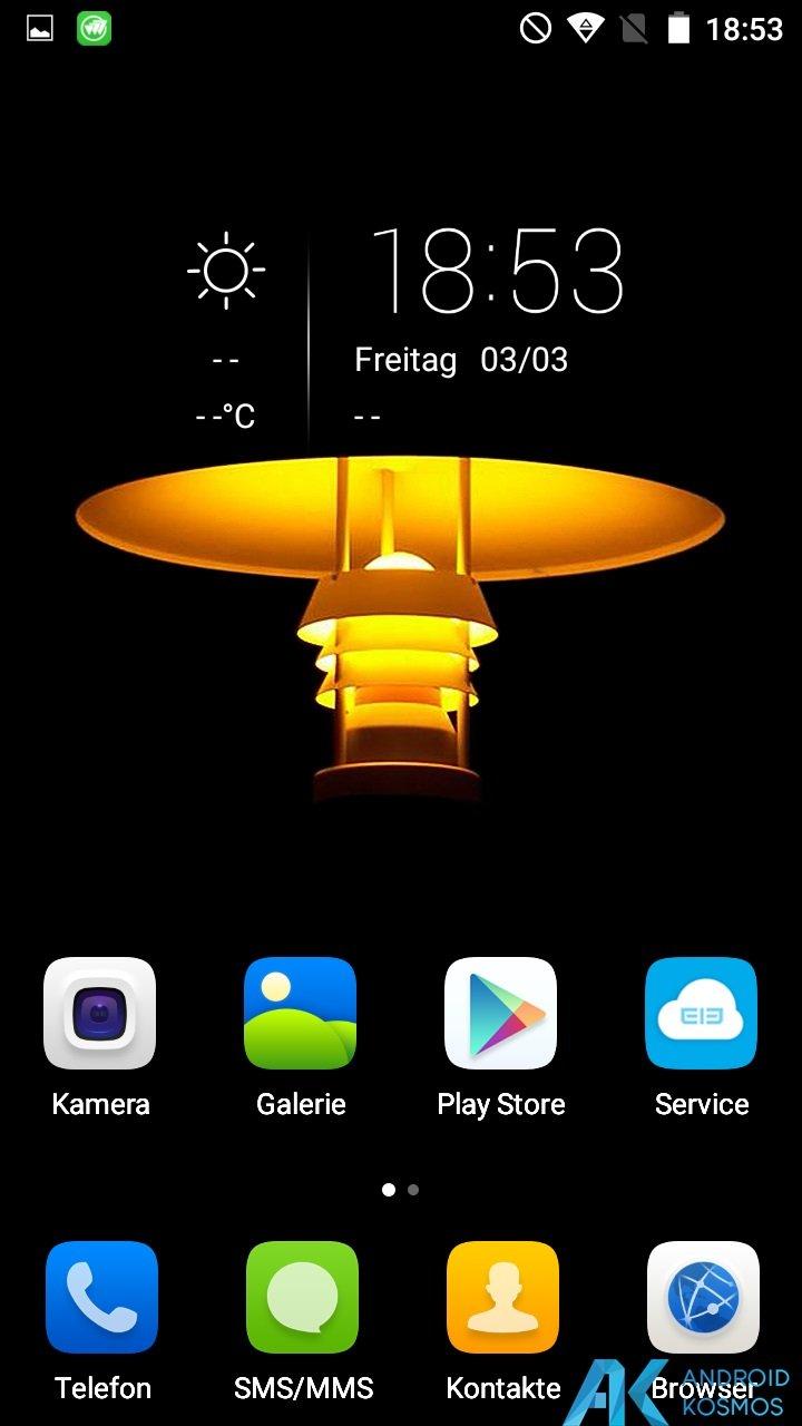 Test / Review Elephone M1 - Schickes Low Budget Smartphone mit Einbußen 13