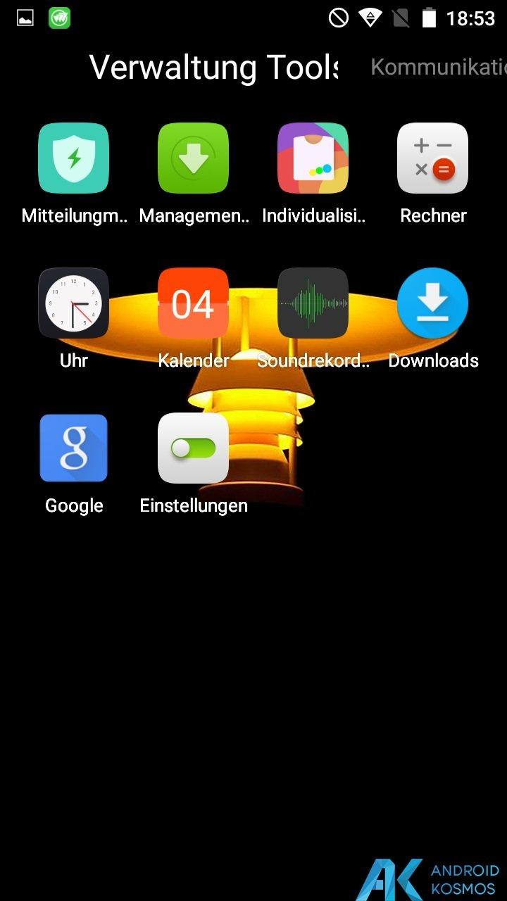 Test / Review Elephone M1 - Schickes Low Budget Smartphone mit Einbußen 15