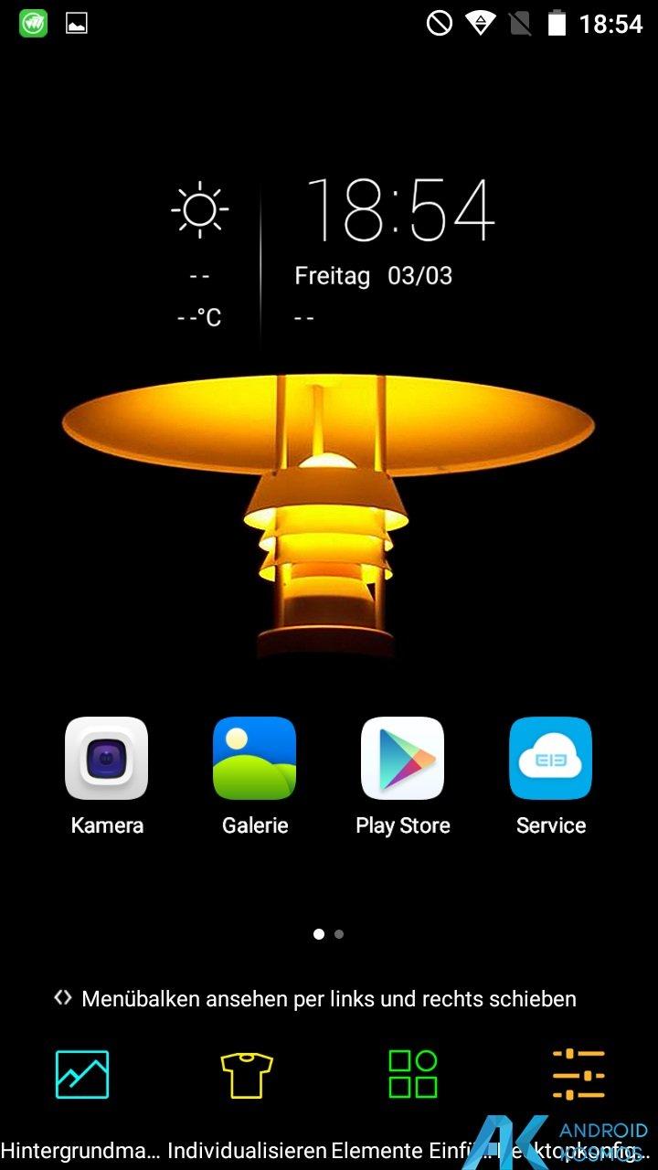Test / Review Elephone M1 - Schickes Low Budget Smartphone mit Einbußen 16