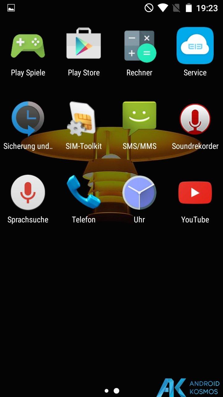 Test / Review Elephone M1 - Schickes Low Budget Smartphone mit Einbußen 18