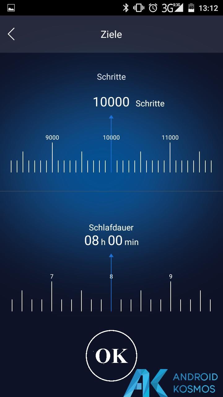 Test / Review: Elephone W2 Smartwatch - Stylisch und minimalistisch 32