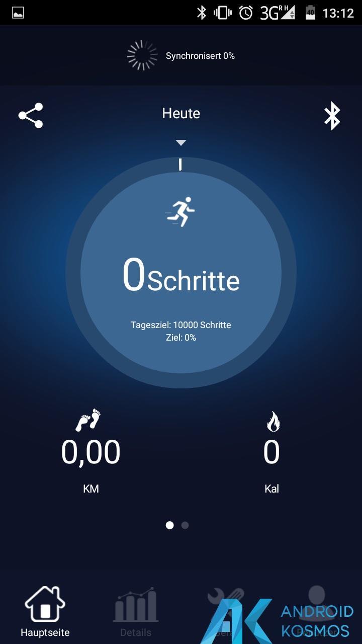 Test / Review: Elephone W2 Smartwatch - Stylisch und minimalistisch 33