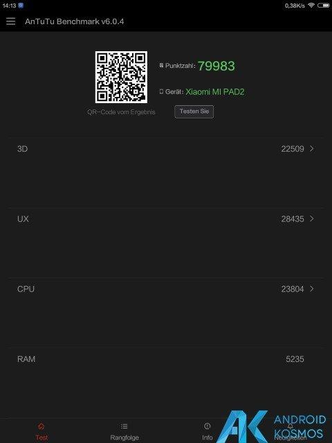 Test / Review: Xiaomi Mi Pad 2 – schickes Tablet im Metallgewand 45