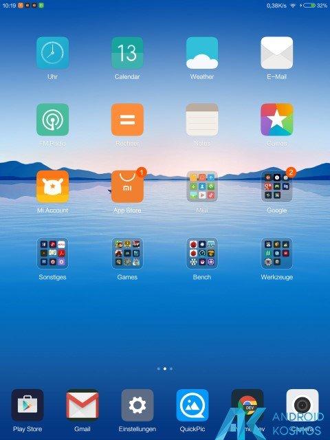 Test / Review: Xiaomi Mi Pad 2 – schickes Tablet im Metallgewand 28