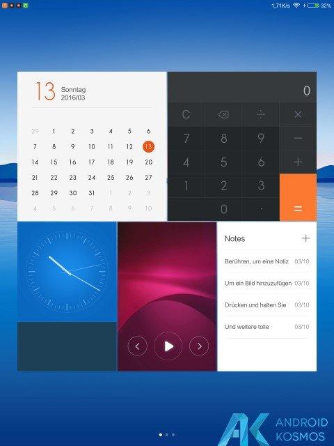 Test / Review: Xiaomi Mi Pad 2 – schickes Tablet im Metallgewand 27