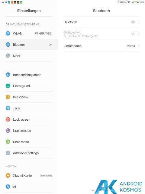 Test / Review: Xiaomi Mi Pad 2 – schickes Tablet im Metallgewand 33