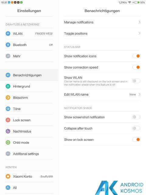 Test / Review: Xiaomi Mi Pad 2 – schickes Tablet im Metallgewand 35