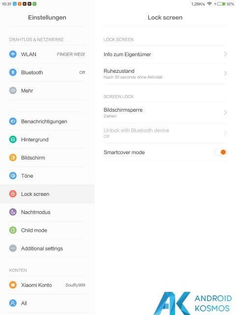 Test / Review: Xiaomi Mi Pad 2 – schickes Tablet im Metallgewand 39