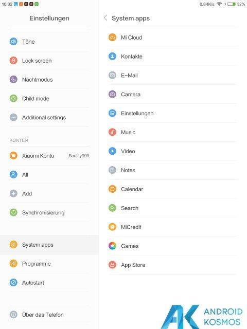 Test / Review: Xiaomi Mi Pad 2 – schickes Tablet im Metallgewand 41