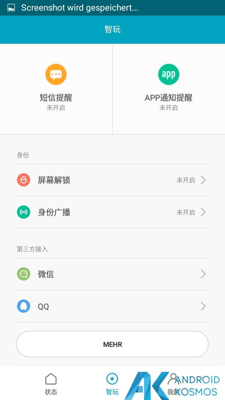 Update!! MiFit App in der Version 2.0.1 seit gestern verfügbar 11