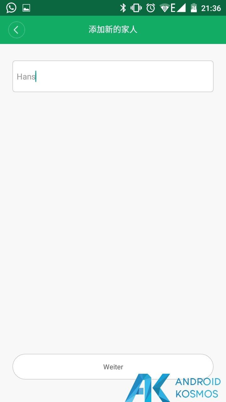 Update!! MiFit App in der Version 2.0.1 seit gestern verfügbar 17