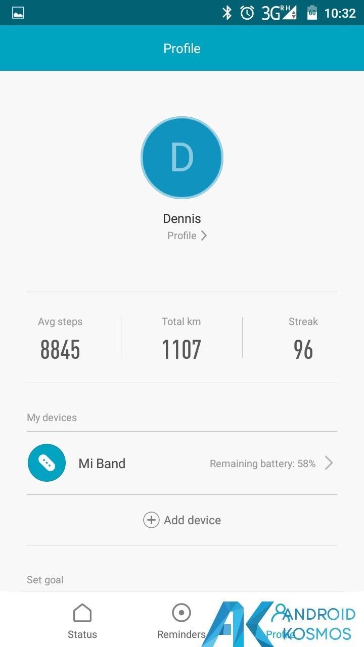 Update!! MiFit App in der Version 2.0.1 seit gestern verfügbar 27
