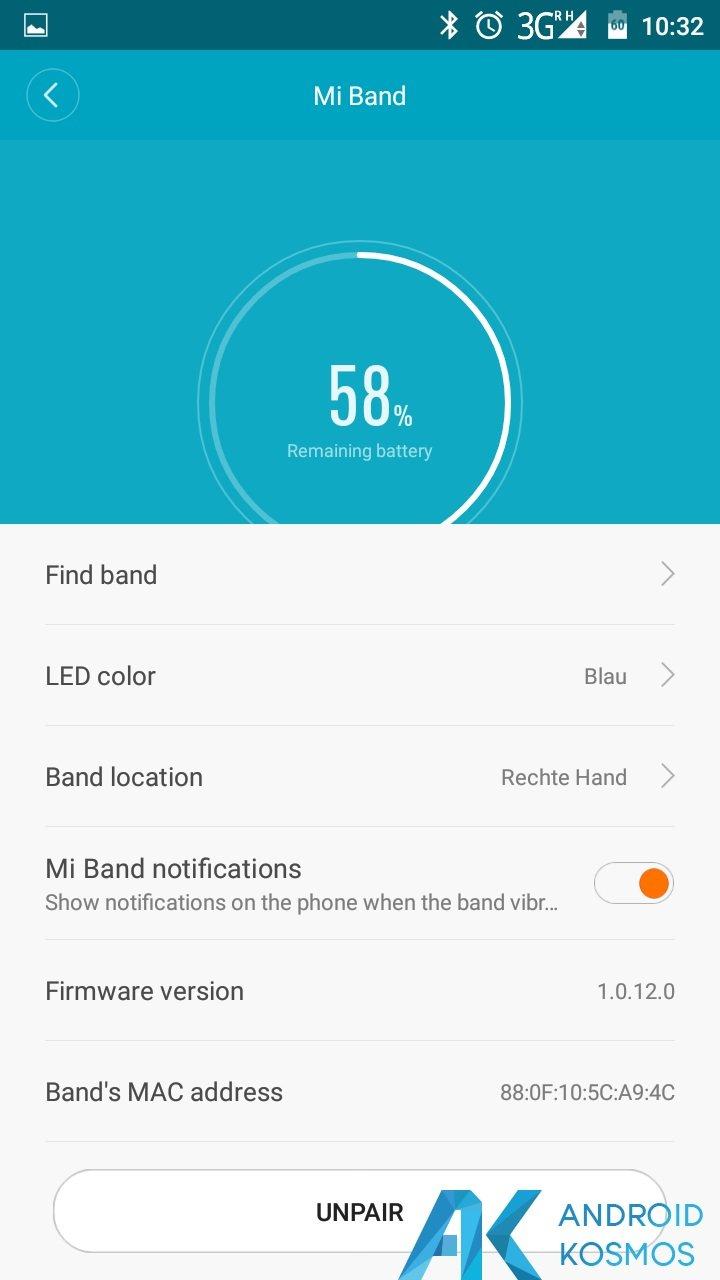 Update!! MiFit App in der Version 2.0.1 seit gestern verfügbar 29