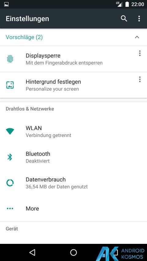 Google veröffentlich erste Developer Preview für Android N 4
