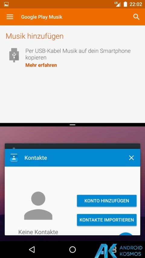 Google veröffentlich erste Developer Preview für Android N 10