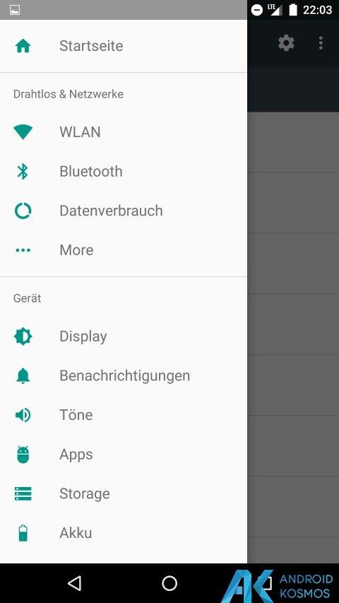 Google veröffentlich erste Developer Preview für Android N 12
