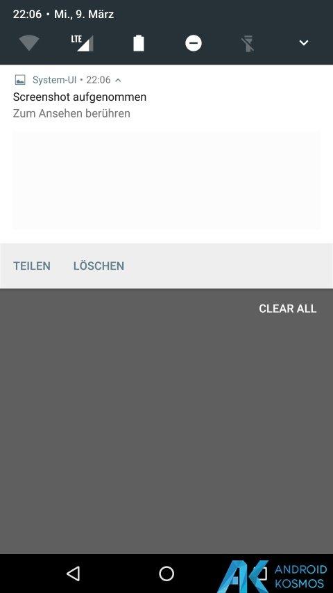 Google veröffentlich erste Developer Preview für Android N 21