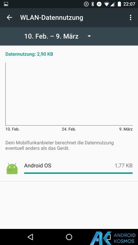 Google veröffentlich erste Developer Preview für Android N 22