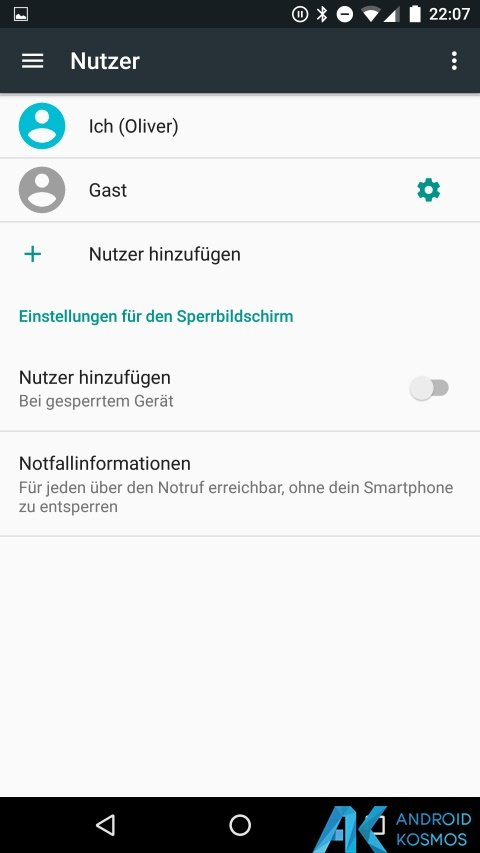 Google veröffentlich erste Developer Preview für Android N 23